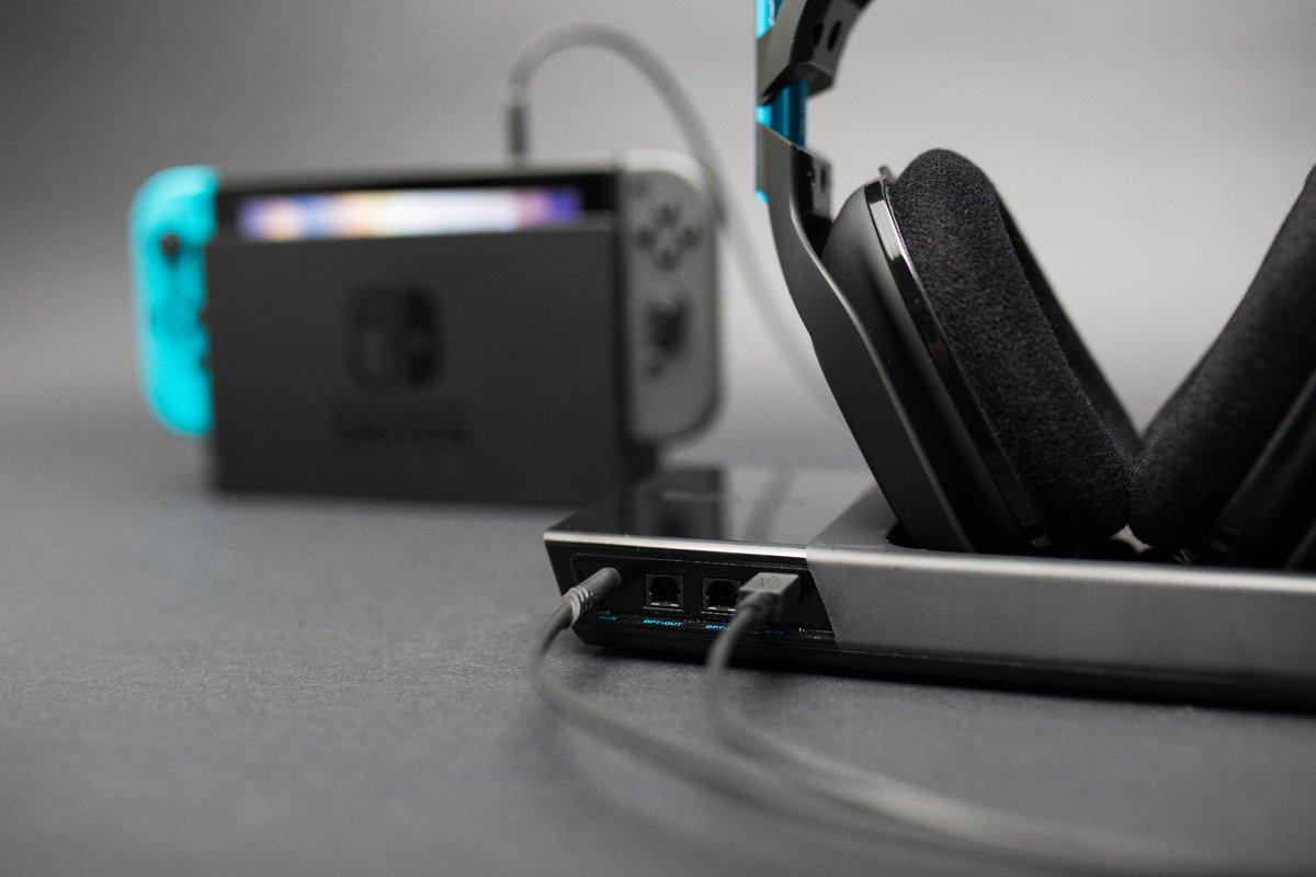 Astro Nintendo Switch headphones in the works
