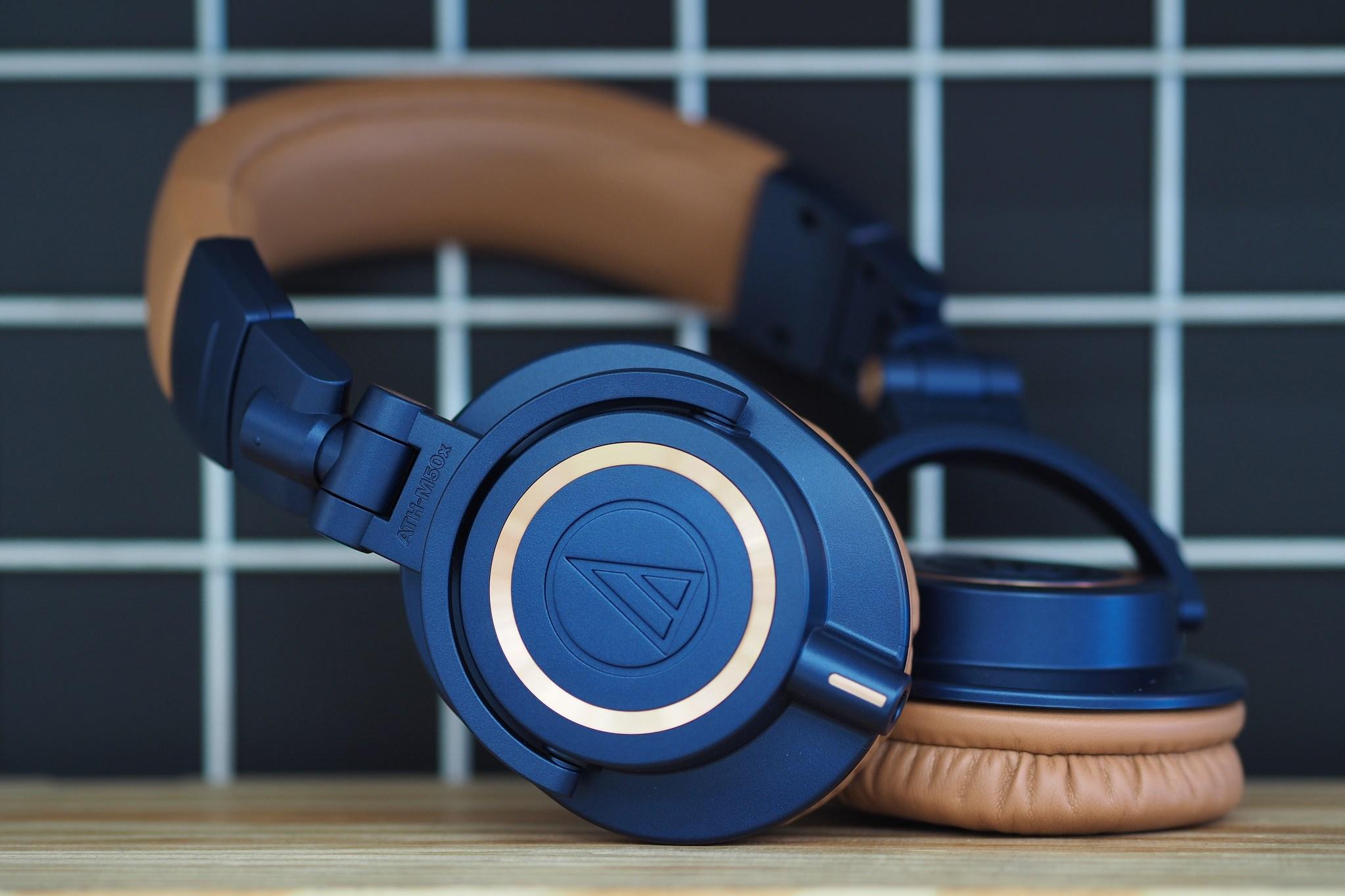 Audio Technica ATH M50X Headphones Reasons to buy