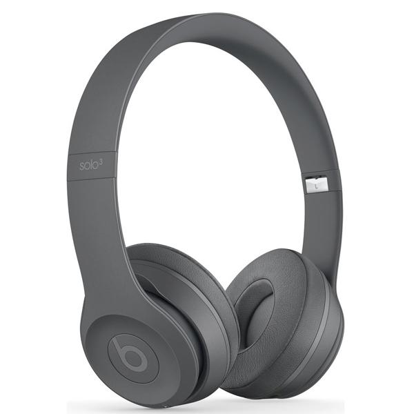 Beats Solo3 Wireless Headphones grey