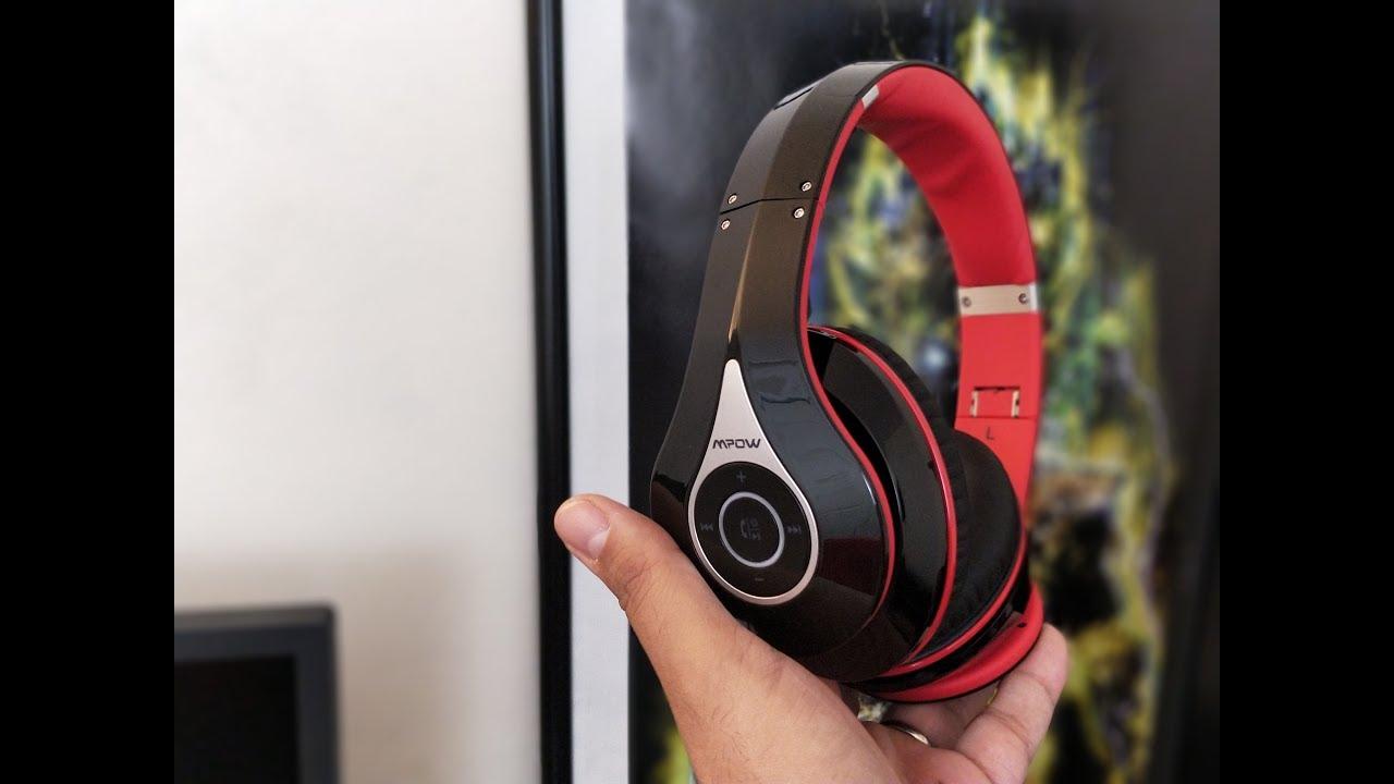MPOW 059 Headphones Review